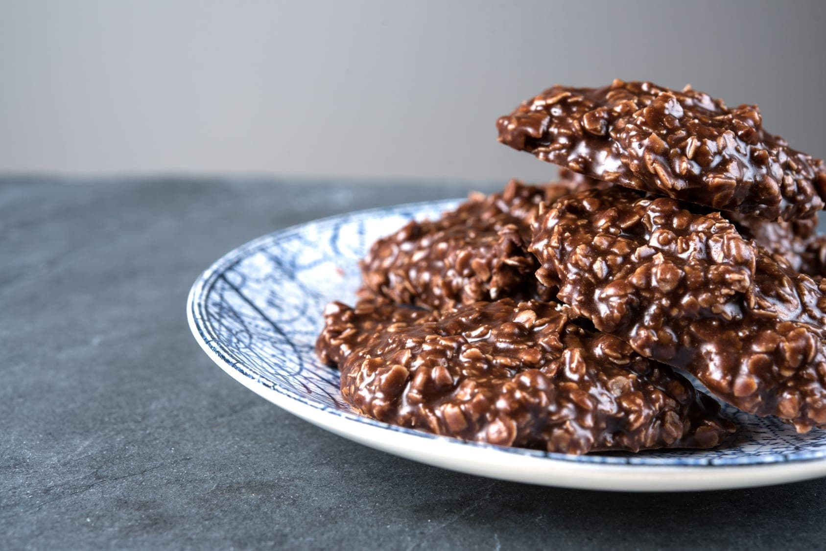 These No-Bake Vegan Cookies are Almost Too Easy